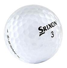 100 Srixon Z Star AAA/Standard Grade Golf Balls *Free Tees!*