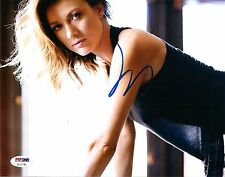 NATALIE ZEA AUTOGRAPHED SIGNED 8x10 PHOTO PSA/DNA JUSTIFIED, THE DETOUR