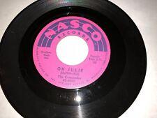 """THE CRESCENDOS Oh Julie / My Little Girl NASCO 6005 45 VINYL 7"""" RECORD SOUL"""