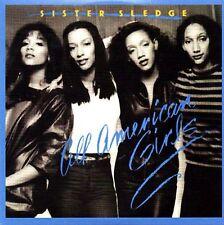 NEW CD Album Sister Sledge - All American Girls (Mini LP Style Card Case)