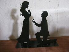 MARIÉE ET LE MARIÉ DÉCORATION DE MARIAGE DEMANDE LA TABLE 2372