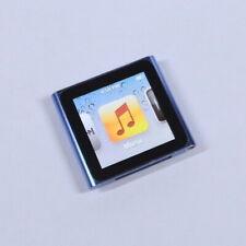 Apple iPod Nano 16GB 6th Gen Generation Blue MP3 WARRANTY