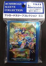 Crayon Tiger Great Nature Cardfight Vanguard Bushiroad Sleeve 221