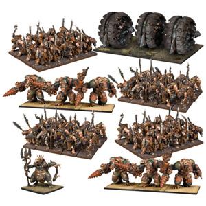 Mantic Games - Kings of War - Ratkin - Ratkin Mega Army