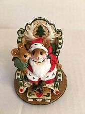 """Wee Forest Folk M-203 """"A CHRISTMAS WISH"""""""