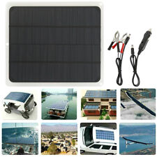 20W 12V Car Boat Yacht Solar Panel Trickle Battery Charger Power Supply Outdoor