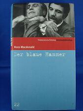 Der blaue Hammer von Ross Macdonald / Süddeutsche Zeitung Kriminalbibliothek 22