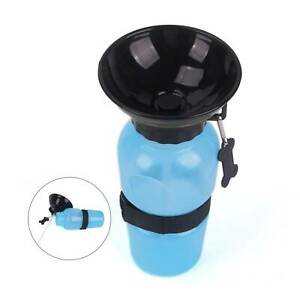 Portable Pet Dog Water Bottle Cups Drinking Bowl Outdoor Travel Water Dispenser