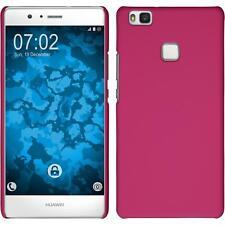 Funda Rígida Huawei P8 Lite 2015 (1.gen.) goma Rosa caldo