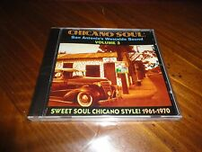 Chicano Soul San Antonio's Westside Sound Vol. 3 CD Oldies - Cold Four Lovells