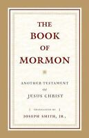 The Book of Mormon: Another Testament of Jesus Christ, Joseph Smith Jr.,03855194