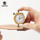 WUTA 0-10mm/0.1mm dial Leather Thickness Gauge Paper Meter Tester for Hollow Pip