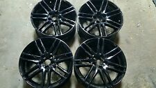 SCION tC xB 18X7.5 FACTORY FACTORY WHEELS RIMS 69599 black set of 4 free ship