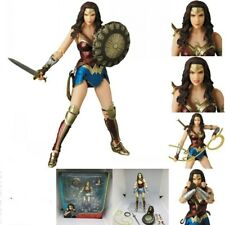 Mafex No. 048 DC Comics Justice League Wonder Woman PVC Action Figure New In Box