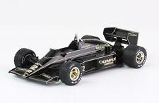 Lotus 97T Ayrton Senna 1985 Rare Formula 1 F1 Diecast Car 1:43 + Magazine