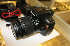 EXCELLENT Canon EOS Rebel T3 12.2MP DSLR With 18-55mm IS II Lens (2 LENSES)