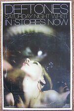 Deftones Album Poster Saturday Night Wrist 11x17