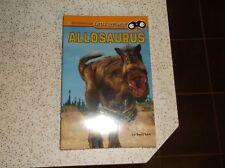 Smithsonian Little Explorer Allosaurus By Sally Lee Educational Dinosaur Book