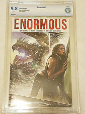 Enormous #1 CBCS 9.8 NM+/MT (same as CGC) 215 Ink 2014