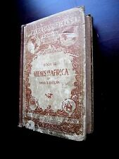 WORLD and Its PEOPLE VIEWS in AFRICA Anna Badlam RARE BOOK VII 1897 GOOD+  HC