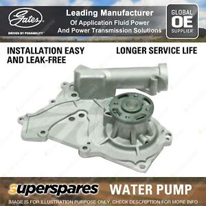 Gates Water Pump for Kia Grand Carnival VQ Sorento XM G6DA G6DC 3.5L 3.8L