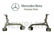 For Mercedes W211 E-Class 4Matic Pair Set 2 Front Lower Control Arms Genuine