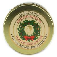 JS Sloane Heavy Weight Holiday Brilliantine Hair Pomade