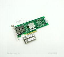 QLogic QLE2562-SUN 8GB PCIe x8 Dual-Port Fibre Channel Finisar Low Profile