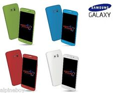 Colourfull Gloss Skin Sticker Cover Vinyl For All Samsung Galaxy