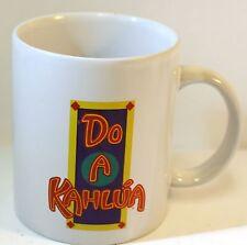 Do A Kahlua Ceramic Coffee Cup Mug Distillery Advertising