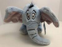 Horton Hears A Who Plush Dr Seuss Elephant Stuffed Animal Kohl's Cares W/Tags