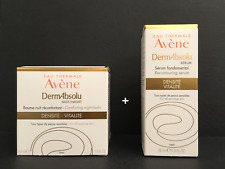 Avene DermAbsolu Comforting Night Balm 40ml + DermAbsolu Recontouring Serum 30ml