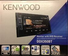 Kenwood DDX350BT Monitor with DVD Receiver CD / AUX / USB / BLUETOOTH
