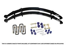 Nissan Navara D21 & D22 Formula Rear Leaf Spring Kit - 45mm lift at 0-200kg