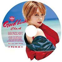 AOA-GOOD LUCK -JAPAN CD Choa ver. Ltd/Ed