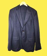Hackett Mayfair Wool Navy Drake's  Blazer Suit Jacket 40 EU50 RRP £575