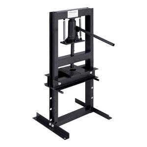 6 ton Heavy Floor Hydraulic Bench Press Workshop Garage Standing Press Machines