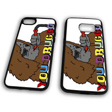 Sassy You Druggo The Sasquatch The Big LEZ Show Clip Phone Case