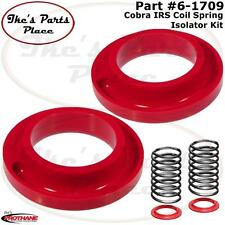 Prothane 6-1709 Cobra IRS-Lower Rear Spring Isolators Ford Mustang/Cobra 99-04