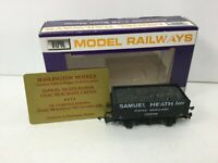 Dapol/Haslington OO Gauge 7 Plank Wagon Samuel Heath, Crewe