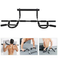 Multi-Grip Chin-Up/Pull-Up Bar,Heavy Duty Doorway Trainer For Home Gym Sports US