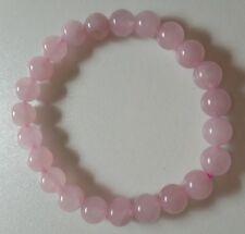 Quartz Rose Boules 1.5mm   4558550010636 Perles de Pierre 40pc
