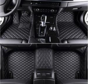For Dodge Durango 2016-2020 Luxury Custom Car Floor Mats 7 seats