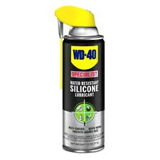WD-40 Specialist Water Resistant Silicone Lubricant 11 oz