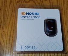 NONIN ONYX 2 FINGER PULSE OXIMETER 9550 BRAND NEW!!