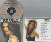 SHANIA TWAIN COME ON OVER CD  [DISC ONLY]