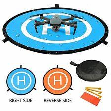 """Pista de aterrizaje de drones, 30""""/75cm Impermeable Helicoptero Plegable Portát"""