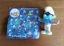 McDonald's Happy Meal Brainy Smurf toy new