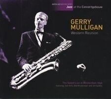 Gerry Mulligan - Western Reunion-Jazz at the Concertgebouw [New CD] Spain - Impo