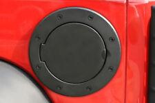 Rugged Ridge Black Aluminum Gas Fuel Hatch Cover JEEP Wrangler JK 07-16 11425.05